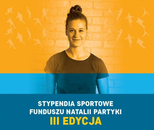 Stypendia sportowe Fundusz Natalii Partyki