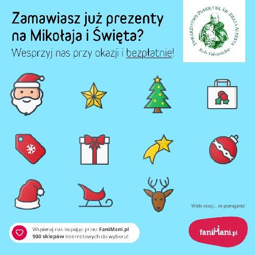 Pomagaj świątecznie